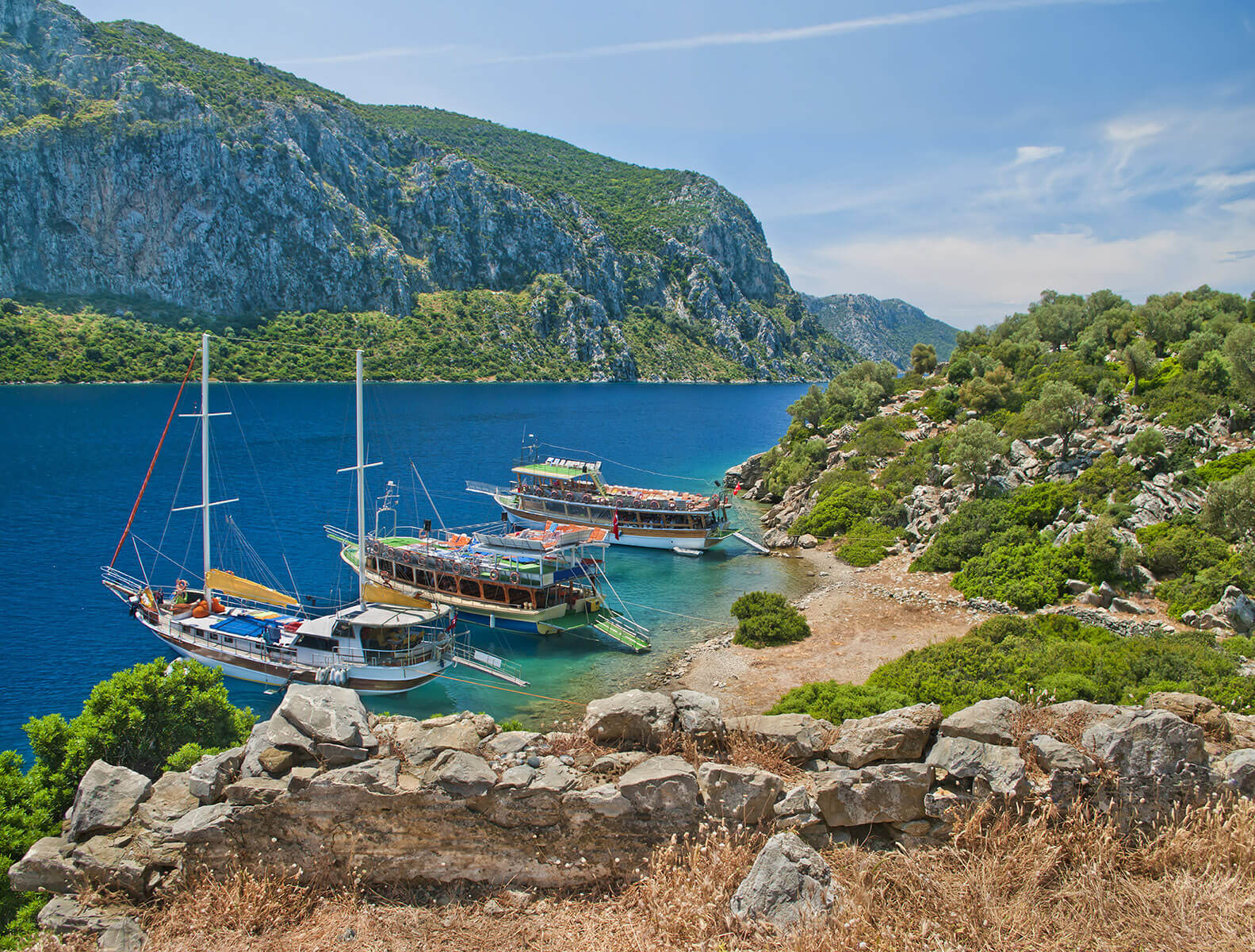 best-place-to-go-on-a-sailing-vacation-turkey