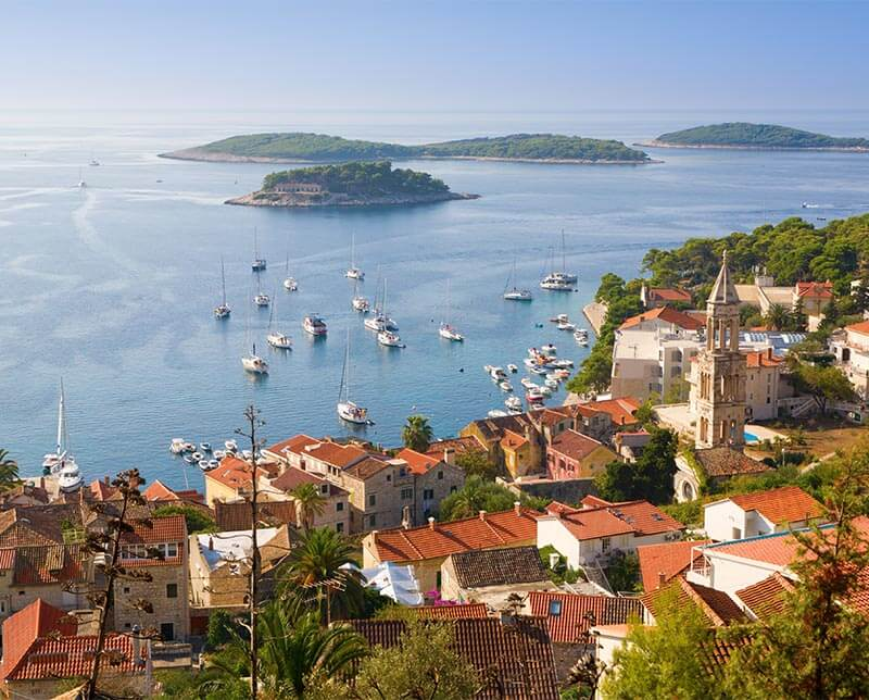 Top 5 Hidden Gem Islands to Sail To on Your Croatian Cruise