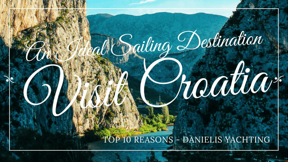 Top Sailing Destinations in the World - Croatia
