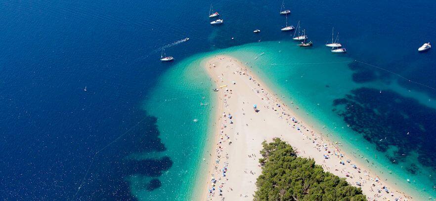 best-beaches-in-croatia-bol-zlatni-rat