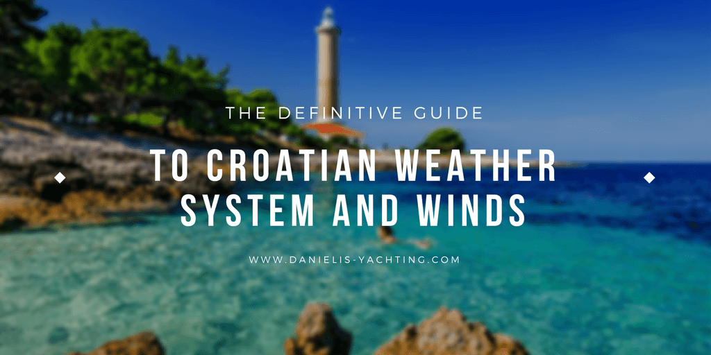 The Definitive Guide to Croatian Weather System and Winds