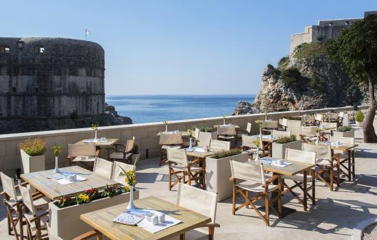 Best restaurants on Dubrovnik sailing itinerary