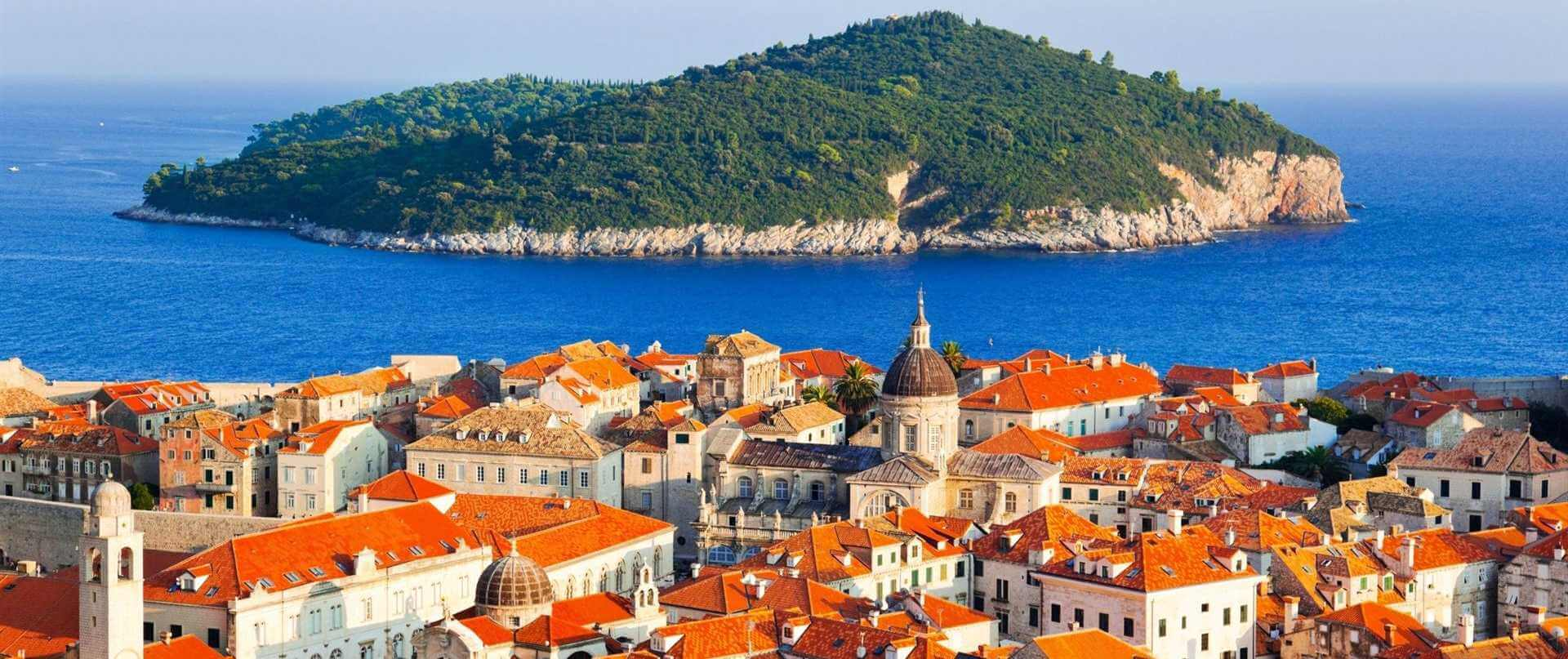 dubrovnik-sailing-route