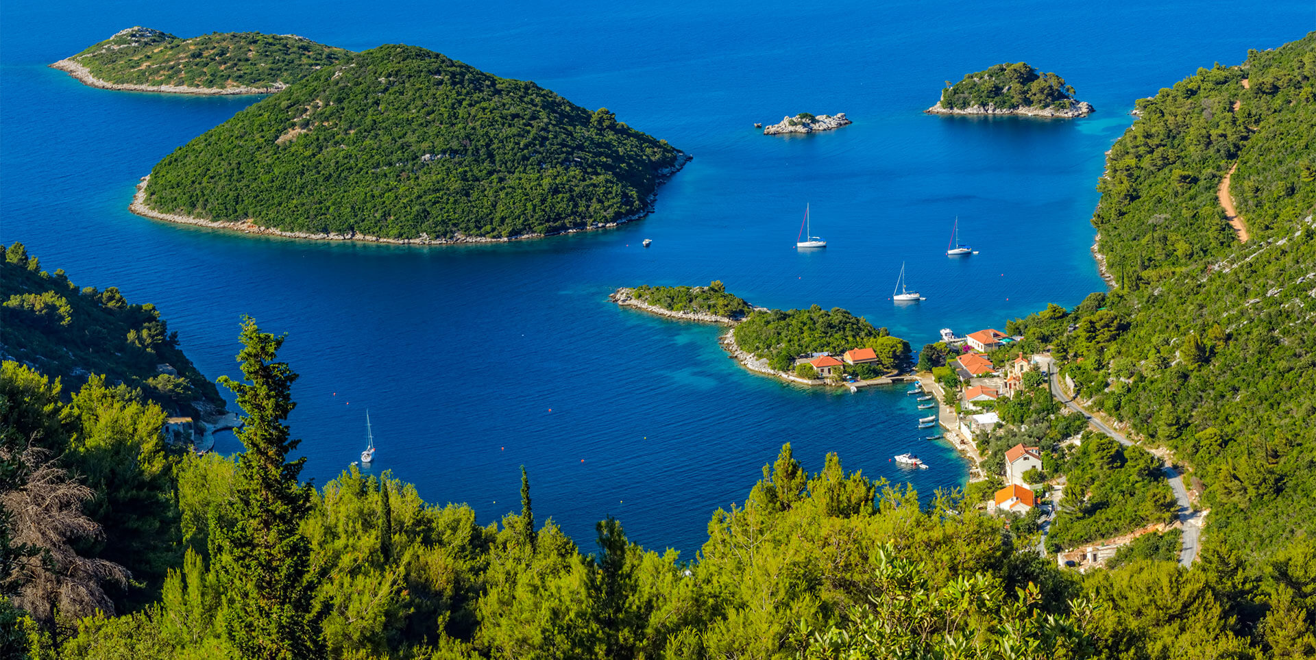 Top-Places-to-Go-Snorkeling-in-Croatia-Mljet