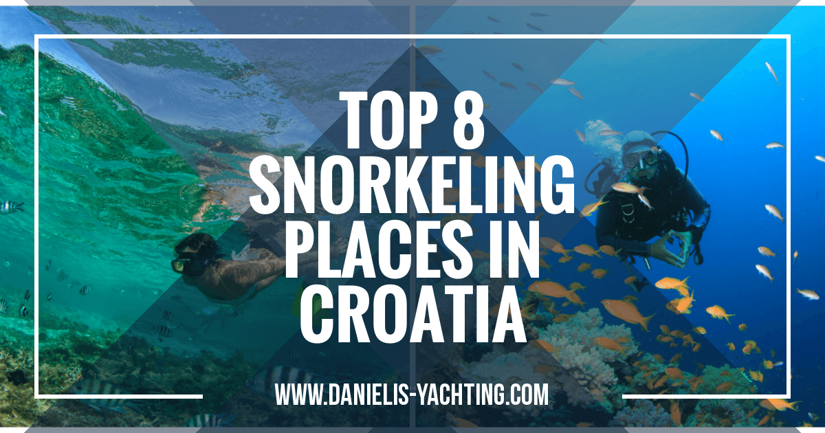 Top Places to Go Snorkeling in Croatia