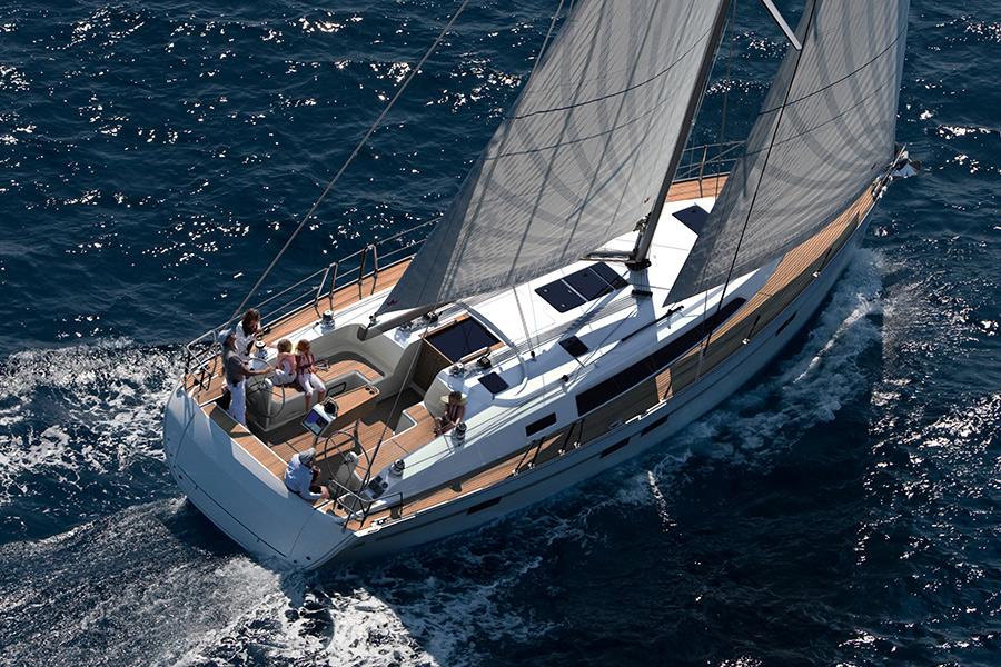 Bavaria Cruiser 46, 2003