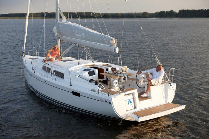 Hanse 385, 2004