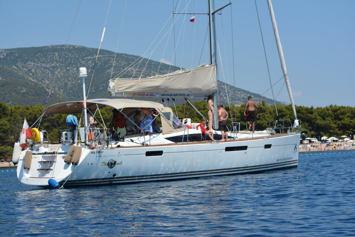 Croatia Charter   Sailing Boats, Catamarans & Yacht Rentals