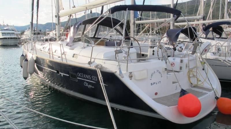 Oceanis Clipper 523, 1292
