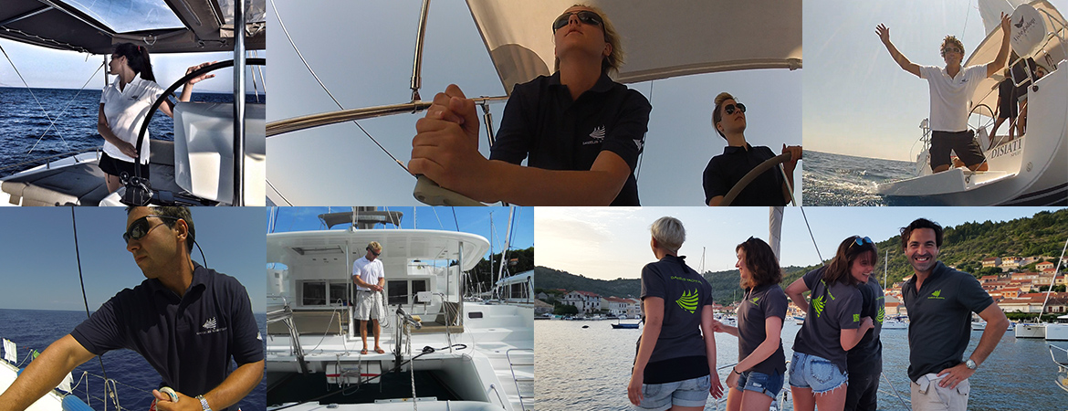 Want to learn how to sail? Join Danielis Skipper School in Trogir, Croatia