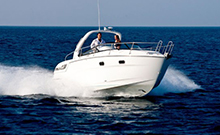 2 Cabins Motor Boats