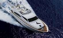 4 Cabins Motor Boats
