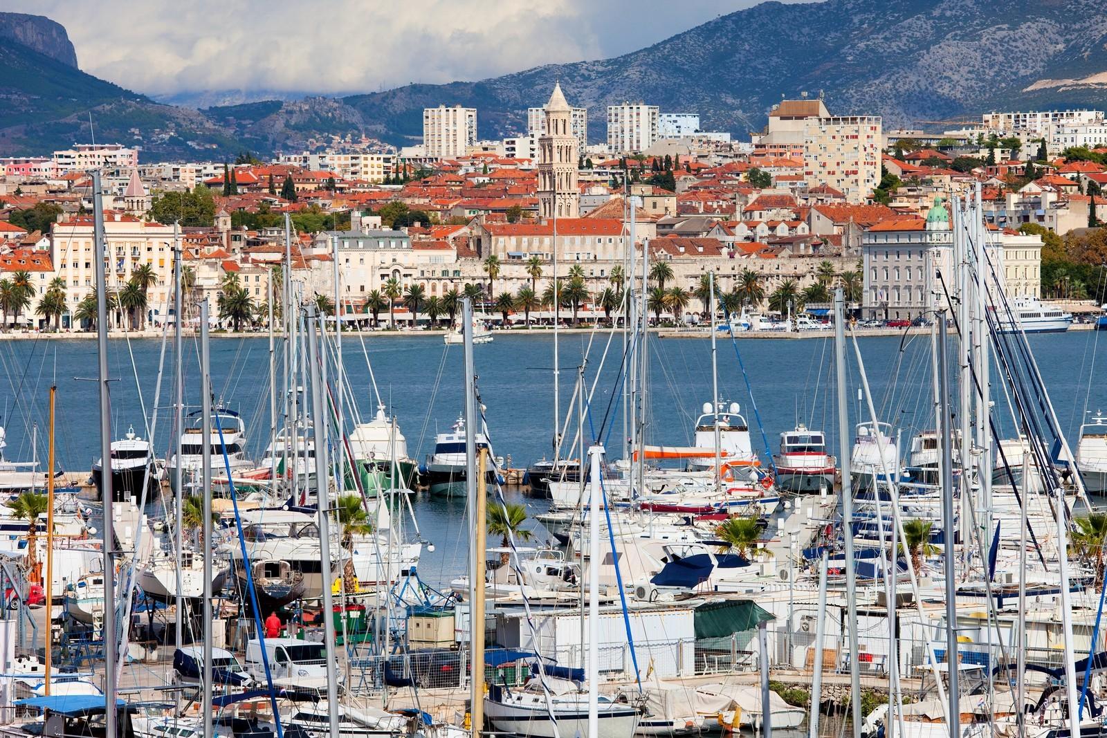 Region Central Dalmatia