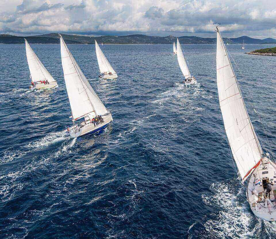 Sailing in Croatia - Danielis Yachting