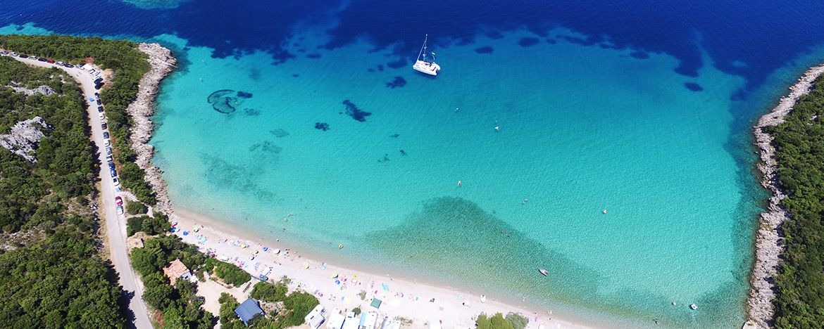 Beaches to Sail to on your Croatian Holiday