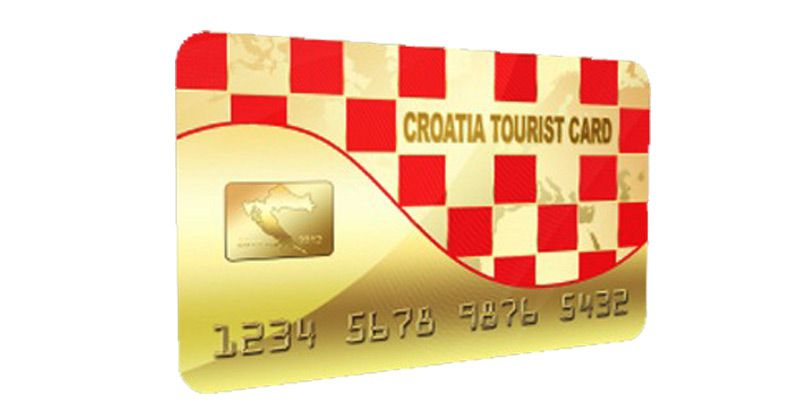 Paying with credit card in Croatia