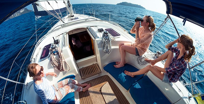 Why choose bareboat yacht charter in Croatia