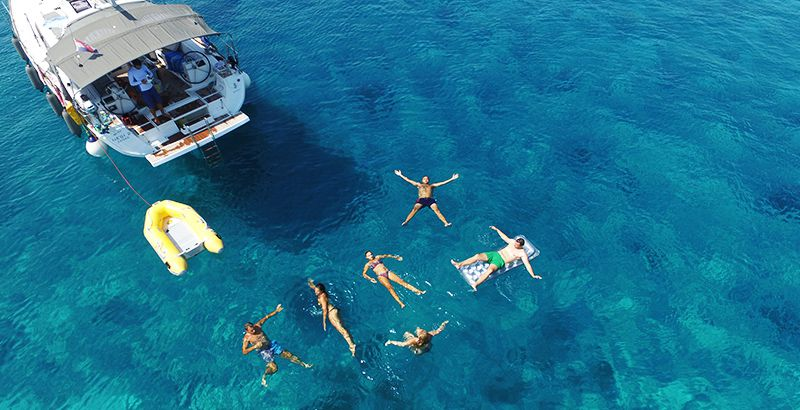 Why choose a fully crewed yacht charter in Croatia