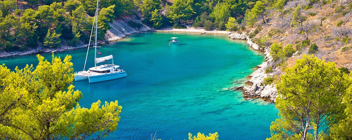 7 Day Active Sailing Itinerary: Day 2: Brač