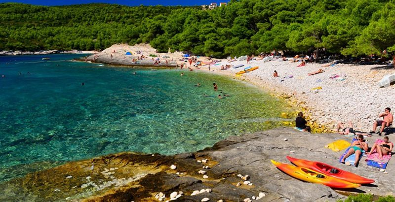 best-beaches-on-island-vis-srebrna-silver-beach
