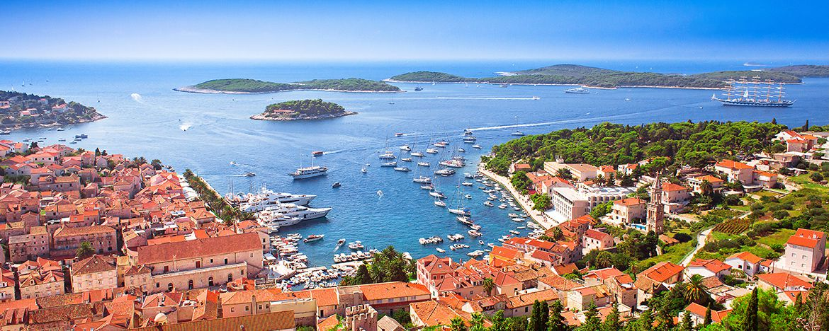 7 Day Active Sailing Itinerary: Day 3: Hvar