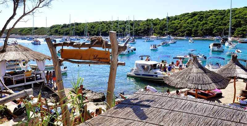 top-sailing-destinations-Croatia-Laganini-Palmizana-Hvar
