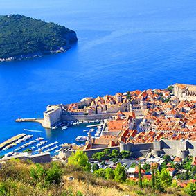 Sailing Itinerary from Dubrovnik