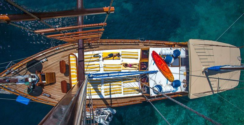 Choose the Right Vessel For Your Sailing Vacation - Why Choose Gulets