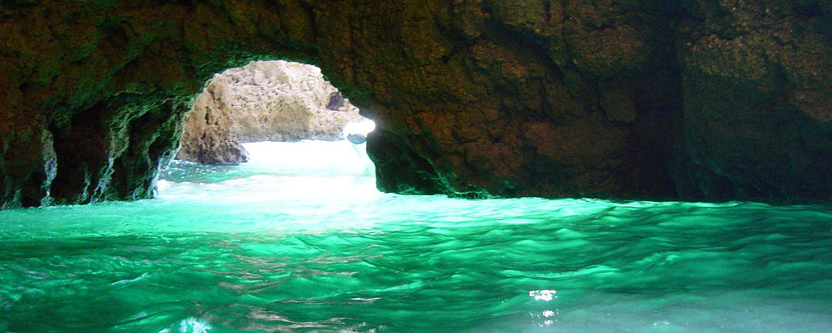 Croatian Beauty In All It's Glory - The Green Cave