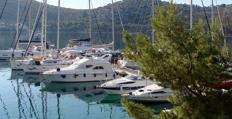 Lastovo - island with great beaches for swimming and diving