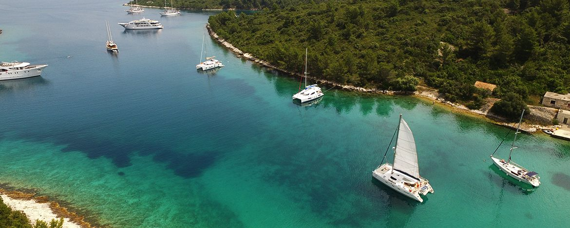 Family Friendly Sailing Destinations: Island Šćedro