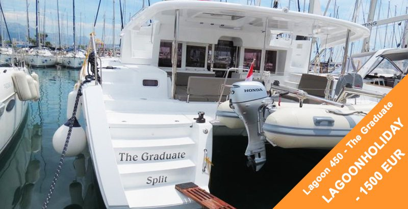 Lagoon 450 The Graduate