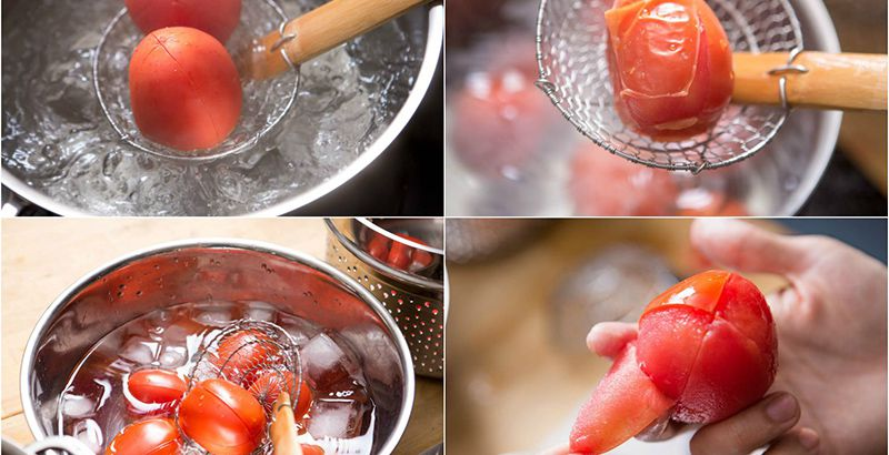 peeling-tomatoes-in-boiling-water