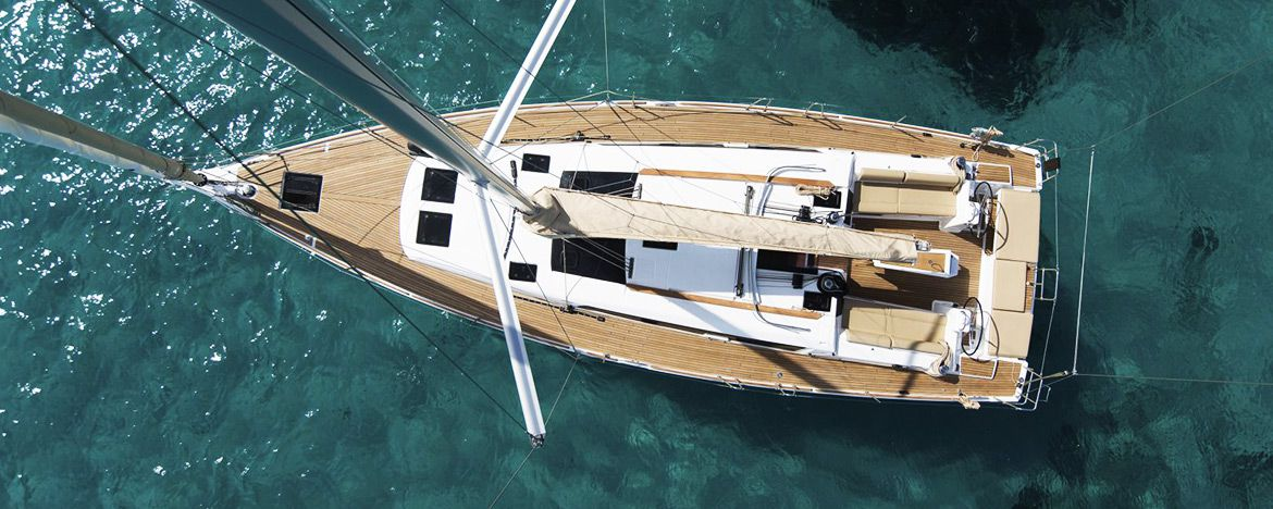Dufour 460 Grand Large Charter Croatia