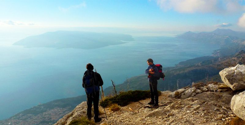 hiking-in-croatia-split