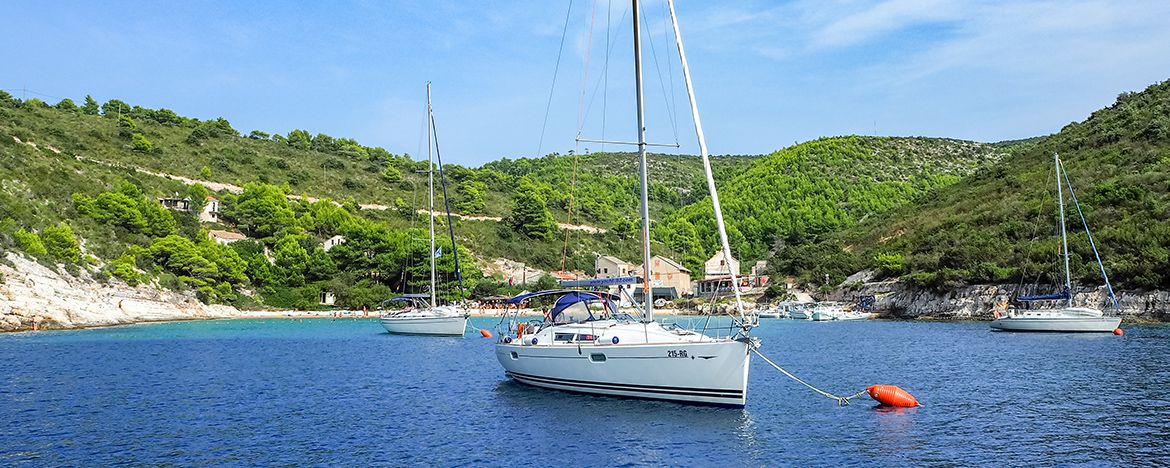 Top 5 Distant Croatian Islands to Sail To During Bareboat Yacht Charter