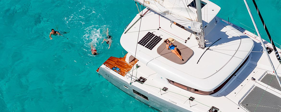 5 Reasons To Charter Lagoon 42 Catamaran for Your Croatian Sailing Vacation
