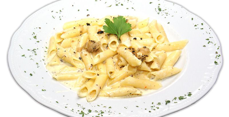 Penne Pasta with truffles