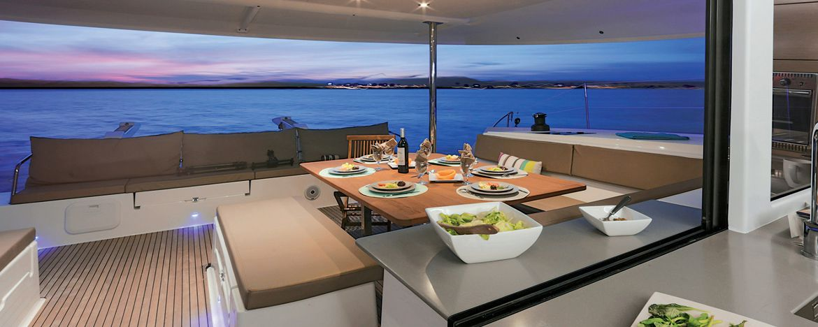 Review: Fountaine Pajot Saba 50 Catamaran