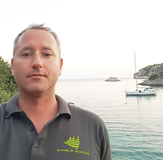 Danijel Razi - Danielis Yachting