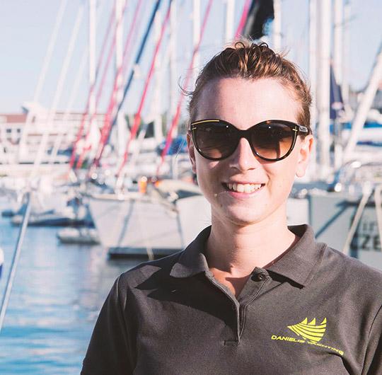 Zeljana Zokic - Danielis Yachting