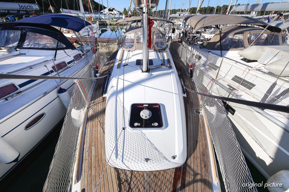 Sun Odyssey 33i Anika Pula Veruda Croatia Yacht Charter