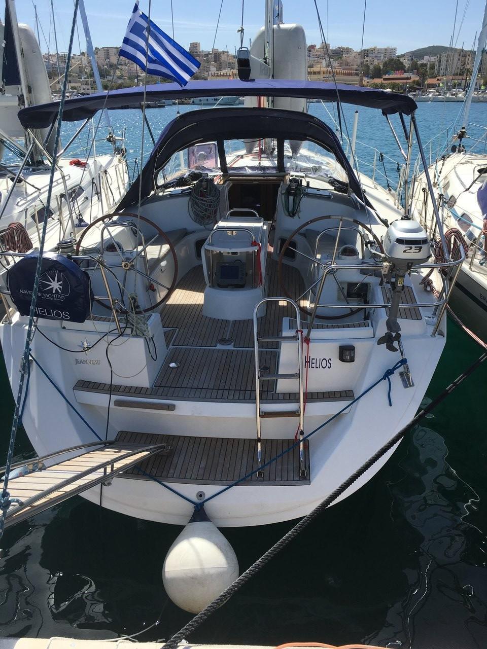 Sailing Yachts Sun Odyssey 49i Helios