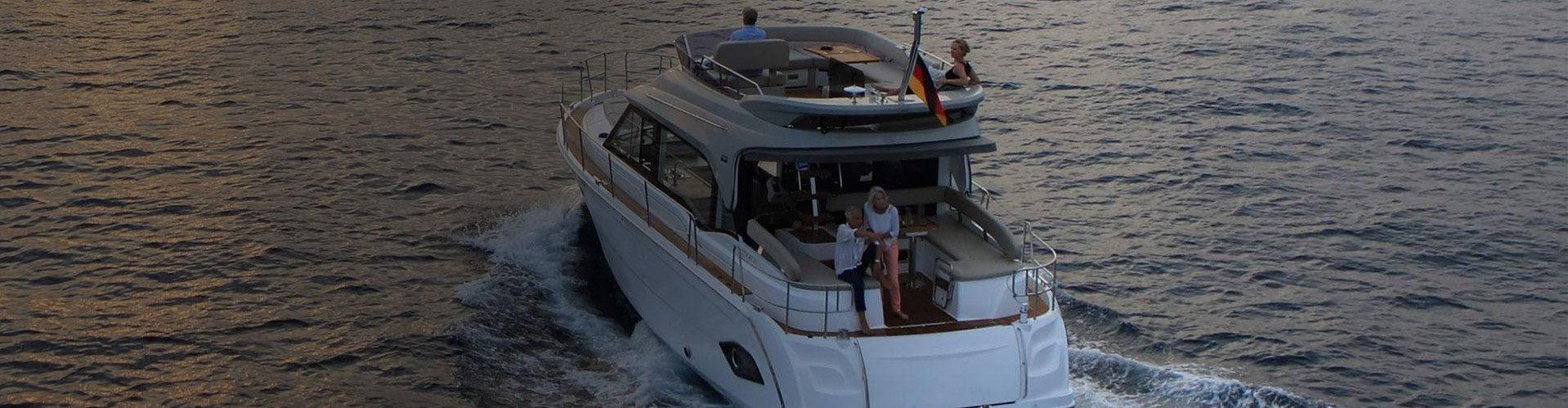 Bavaria Sport, Elan Power, Jeanneau Prestige, Adriana, Sealine, Sunseeker and more...