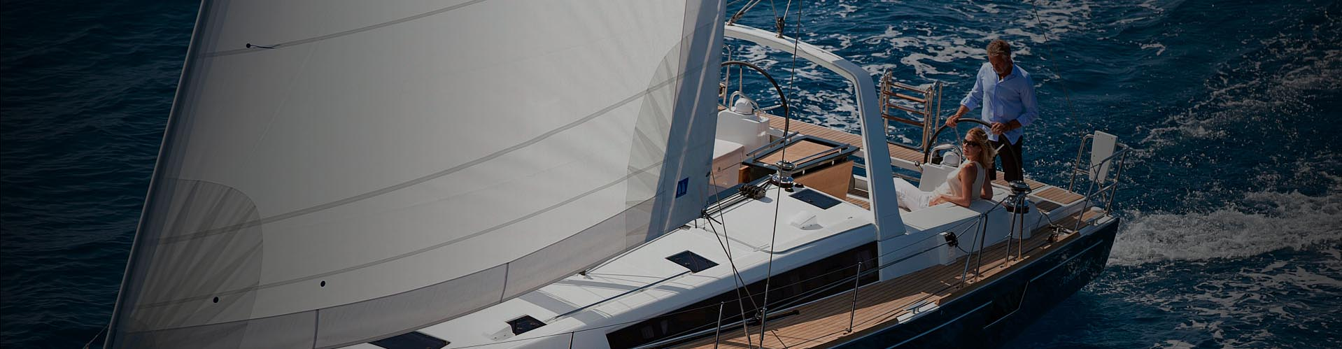 Beneteau, Jeanneau, Bavaria, Dufour, Elan, Salona, Hanse and more...