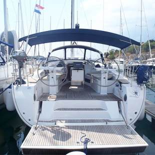 Sailing yachts Bavaria Cruiser 45 - 4 cab. Big Apple