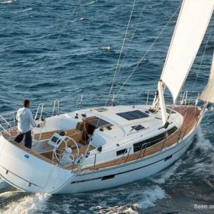 Sailing yachts Bavaria Cruiser 37 Gale