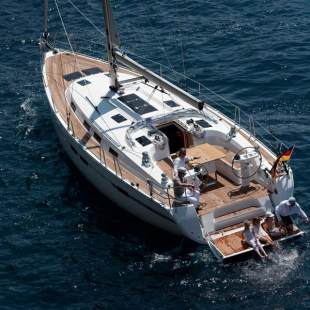 Sailing yachts Bavaria Cruiser 45 - 3 cab. Takeo
