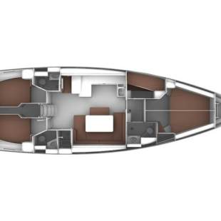 Sailing yachts Bavaria Cruiser 51 New