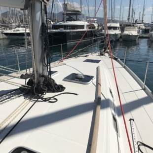 Sailing yachts Cyclades 50.5 Turquise